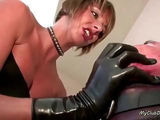 Nice femdom compilation video