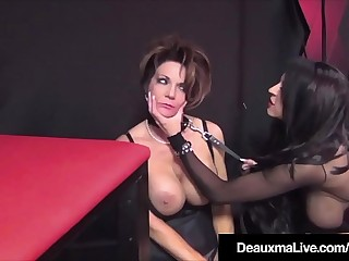 Caged Cougar Deauxma..