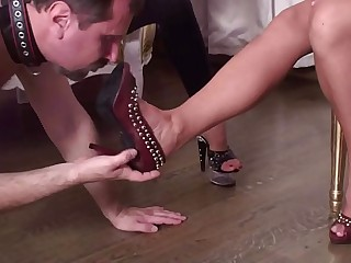 Clean my shoes