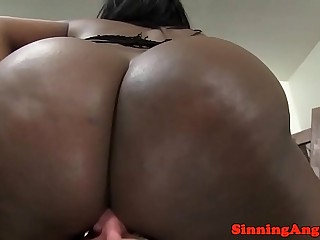 Black bigbooty femdom queens..