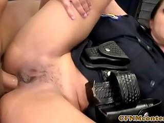 CFNM police femdoms getting..