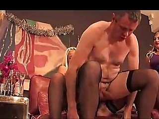 3A- THE NAUGHTY FEMDOM PARTY..