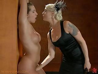 Mistress Lorelei Lee fingers..