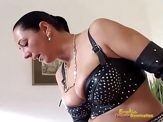 Two Mistresses Play With Sex..