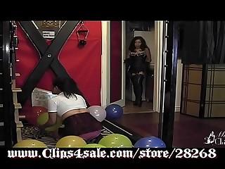 Mistress Chinadoll and Anita..