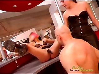 Pussy Clamps Treatment For..