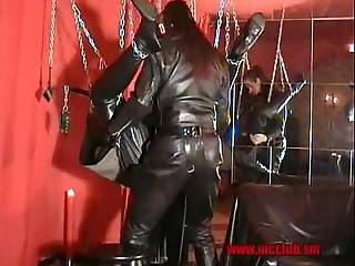 STRAP-ON slave in full..