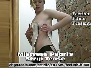 Mistress Pearl's Strip..