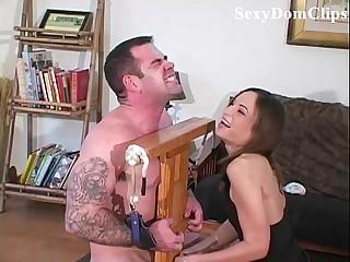 Amber Rayne gives a sensual,..
