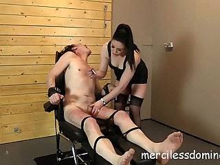 Sensual Torture by Mistress..