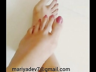 Mallu Mistress mariya feet
