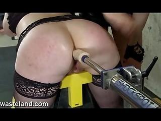 Wasteland Bondage Sex Movie..