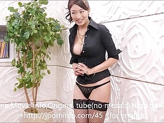 Big boobs japanese milf.anal..