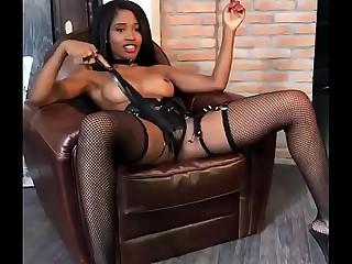 Mistress Boni amazing anal