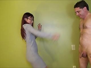 Ballbusting: Mistress Asia..