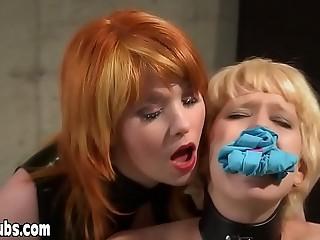 Redhead Mistress Irony..