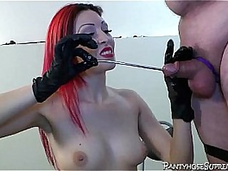 Mistress Severa whips in..