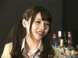 Japanese Femdom Face Trample..