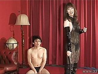 Japanese Femdom Aya Kisaki..