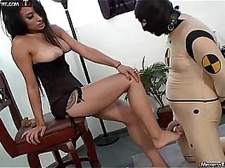 Barefoot Mistress Tangent..