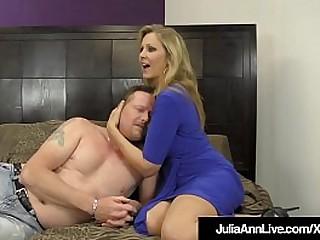 Milf Mistress Julia Ann is..
