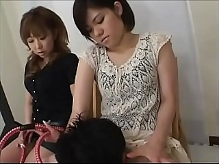 two asian mistress force..