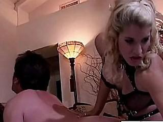 Mistress Sabrina Dominates..