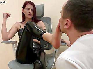 Devilish Mistress Sofi In..