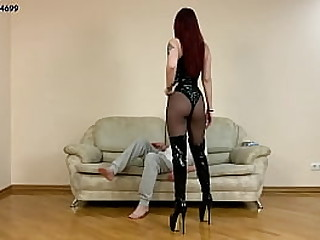 Hot Mistress In Very..