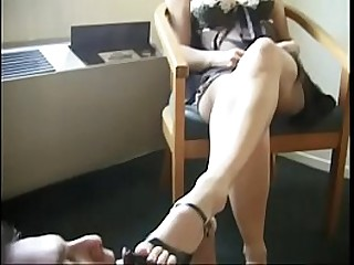Two hot femdom Mistresses..