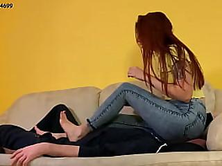 Dominant Girl Humiliation..