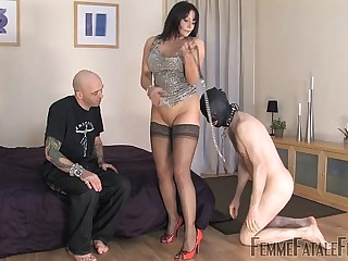 Carly's Cuckold part1 -..
