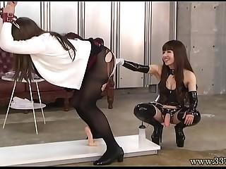 Japanese Femdom Emiru BDSM..