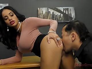 Victoria Enslaves Her..