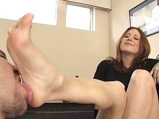 Shoe worship and Foot Fetish..