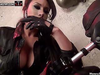 Mistress Tangent sensuous..