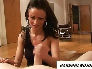 Sexy Mistress Jordan gives..