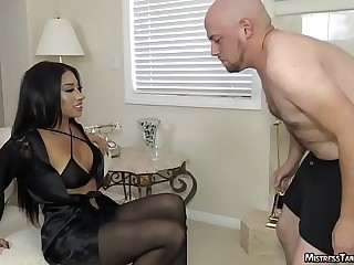 Mistress Tangent femdom..